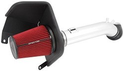 Spectre Performance Air Intake Kit With Washable Air Filter: 2014-2019 Chevy gmc cadillac Silverado 1500 Suburban Tahoe Sierra 1