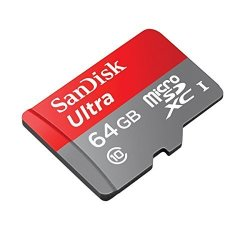 Custom SanDisk For Huawei Professional Ultra Sandisk 64GB Huawei Mate 9 Microsdxc Card With Custom Hi-speed Lossless Format Includes Standard Sd Adapter. UHS-1 Class 10 Certified 80MB S