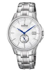Candino Swiss Made Sapphire Mens Stainless Steel Watch - Timless Gents