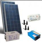 5.0KW 48V Solar Back Up Power System