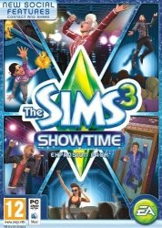 Sims 3: Showtime PC