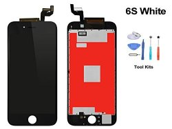 2e4f89abd1d864 You Xin For Iphone 6S Display Assembly Replacement 4.7 Inch Lcd Touch Screen  3D Digitizer Touch Assembly Ifixit With Repair Kit