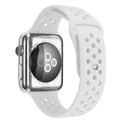 Killerdeals Silicone Strap For Apple Watch - White 38MM