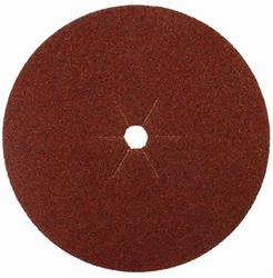 Tork Craft Sanding Disc 125mm 120 Grit Centre Hole 10 pk