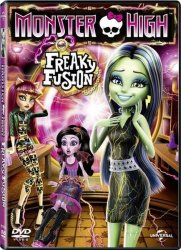 Monster High: Freaky Fusion DVD
