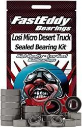 USA Team Losi Micro Desert Truck Sealed Bearing Kit