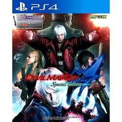 Capcom Devil May Cry 4 Special Edition English & Japanese For Playstation 4 PS4