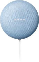 Google Nest MINI Smart Speaker - Sky
