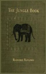 The Jungle Book - Rudyard Kipling Book Hardcover Illustrated The Second Books With 1ST EDITION1894 Original Children Short Stories Hardcover