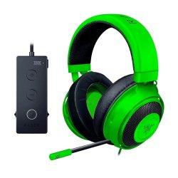Razer Kraken Tournament Edition Wired Gaming Headset Green