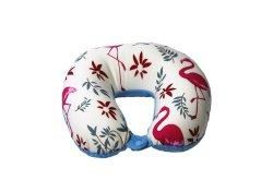 Jeronimo Medoodi Neck Cushion - Flamingo