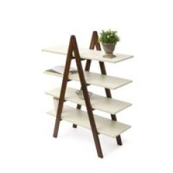 Fine Living - Pyramid Shelving