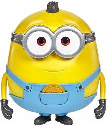 Mattel ?minions Babble Otto Large Interactive Toy With 20+ Sounds & Phrases Gift For Kids 4 Years Old & Up