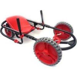 YBIKE Explorer Go Kart - Red