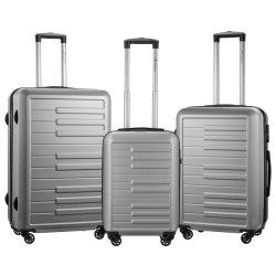 TRAVELWIZE - Celebrate Abs 3 PC Luggage Set - Grey