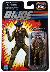 G.i. Joe 25TH Anniversary: Wild Bill Helicopter Pilot 3-3 4 Inch Action Figure