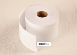 DL-30270 Dymo Compatible 30270 Name Badges 12 Rolls Shipping Usps Removable Address Labels Non-adhesive Receipt Paper Label Thermal Print White Bpa Free