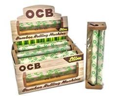 Ocb 110 Mm Bamboo Slim Cigarette Rolling Machine