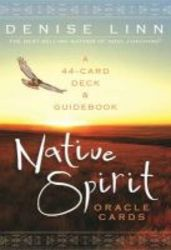 Native Spirit Oracle Cards - A 44-card Deck And Guidebook Cards
