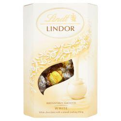 Lindor Truffles Cornet 200G White