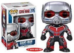 Funko Pop Marvel: Captain America 3: Civil War Giant Man Action Figure 6-INCH