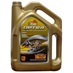 10W40 Blended Synthetic Oil