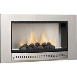 Chad-O-Chef Classic Fireplace Plain Back