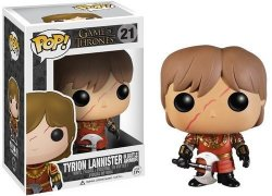 Pop Television Funko Pop Television - Game Of Thrones: Tyrion Lannister W battle Armour
