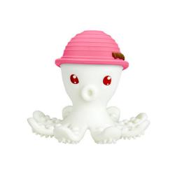 Mombella Octopus Doo Teether Toy - Pink