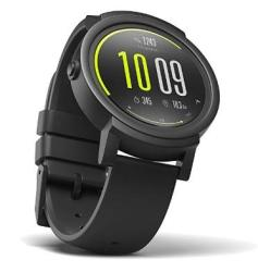 Ticwatch E Smart Watch Shadow in Black