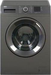 Defy DAW382 6kg Front Loader Washing Machine in Manhattan Grey