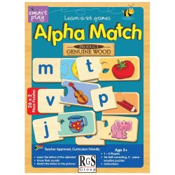 Rgs Alpha Match Educational Game