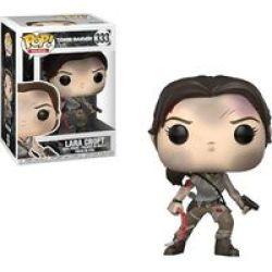 Pop Games: Tomb Raider - Lara Croft Vinyl Figurine