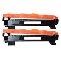 Inktoneram 2 Replacement Toner Cartridges For BrOther TN1030 TN1060 For BrOther TN-1030 TN-1060 Toner Cartridge HL-1112 HL-1212W DCP-1512 DCP-1612W