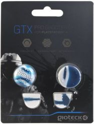 Gioteck GIO-GTXPS4-11-MU GTX Pro Shooter Grips For PS4