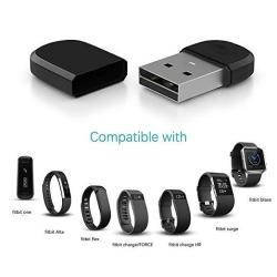 DHMXDC Replacement Bluetooth USB Wireless Sync Dongle Compatible with Fitbit Flex//Force//One//Charge//Blaze//Surge//Charge HR Activity Trackers Fitbit Sync Dongle