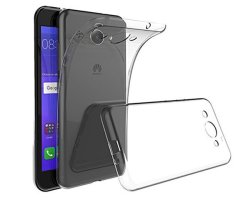 Digitronics Slim Fit Protective Case For Huawei Y3 - 2018