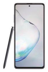 Samsung Galaxy Note 10 Lite 128GB in Aura Black