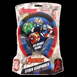 Avengers Aux Headphones