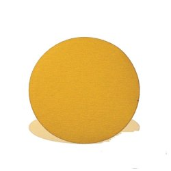 Tork Craft Gold Velcro Disc 50 Pieces 240 Grit 150mm Without Hole