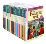 The Famous Five Series 21 Book Collection