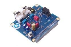 SMAKN I2S Interface Special Hifi Dac+ Audio Sound Card For Raspberry Pi B+ 2B Version