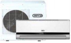 Defy Inverter 9000 Btu Air Conditioner Indoor outdoor Bundle Retail Box 1 Year Warranty