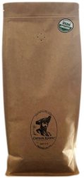 Captain Kirwins Coffee Captain Kirwin's Organic Coffee Beans - 1KG