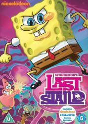 Spongebob Squarepants: Last Stand DVD