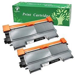 GREENSKY 2 Packs Compatible Toner Cartridges Replacement For Brother TN450 TN-450 TN420 TN-420 High Yield Use For Brother HL-2270DW HL-2280DW HL-2230 HL-2240 HL-2240D MFC-7860DW