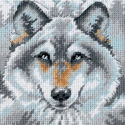 Dimarzio Dimensions Needlecrafts Needlepoint Call Of The Wolf