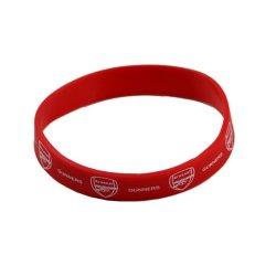 Arsenal - Rubber Crest Single Wristband