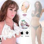 Nwdoll 3D Life-size Tpe Sex Doll For Men With Ajustable Metal Skeleton And Tight Vagina And Anal For Male Masturbator Sex Adult
