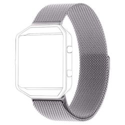 Milanese Band For Fitbit Blaze - Silver Size: M l